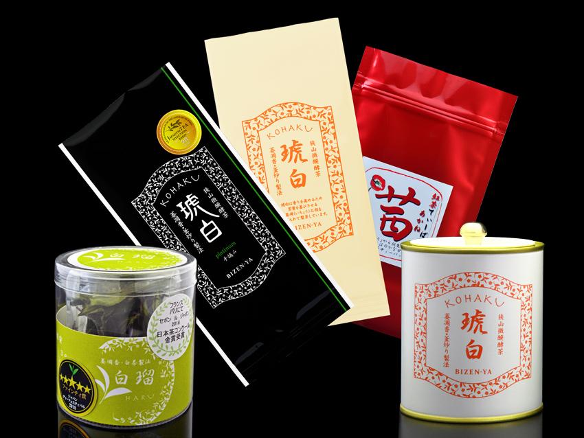 狭山醗酵茶