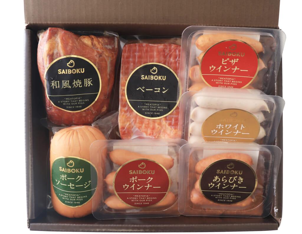 サイボク 焼豚のベーコン